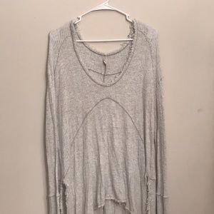 Small free people sweater